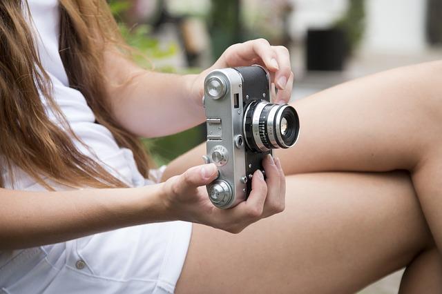 Camera, Girl