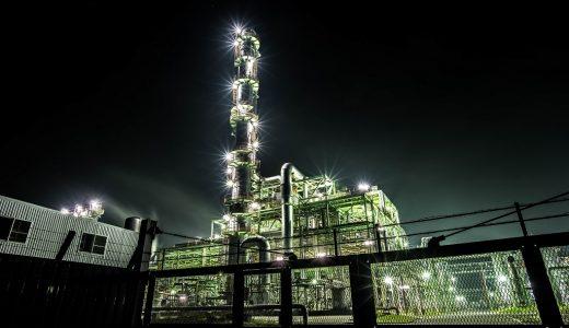 夜の工場の美しさに感動!兵庫県姫路市の工場夜景に萌えてきた話。