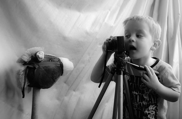 Camera, Kid