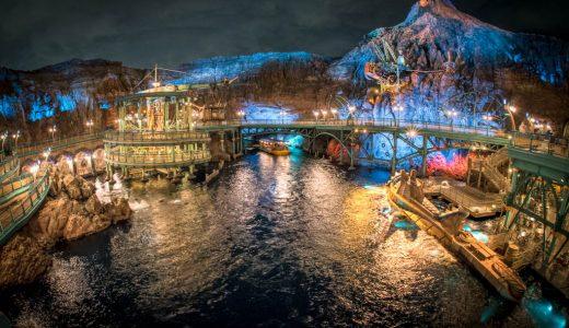 ディズニーで綺麗な夜景を撮るためのポイント全部まとめてみた!