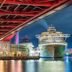 記念すべき開港150周年!神戸港を訪れた豪華客船を撮ってきた話