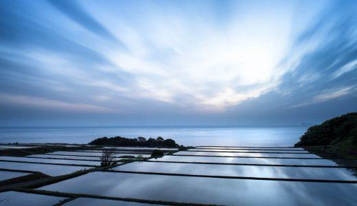 田んぼの美しさに感動!京都・伊根町の『新井の棚田』を撮ってきた話。
