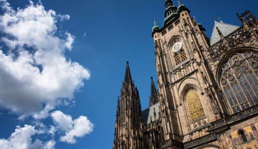 【旅行記①】中世の香り感じる美しい街!カメラ片手に歩くプラハ