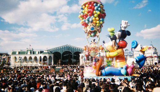 『写ルンです』で東京ディズニーリゾートを撮り歩いてみたら予想以上に楽しかった話。