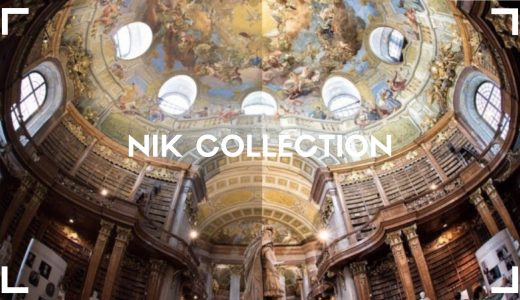 【Lightroom】陰影を自然に強調して繊細な立体感を出す【Nik Collection】