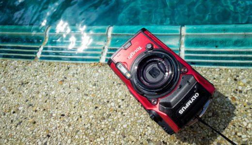 RAWで撮れる防水コンデジならこれ一択!OLYMPUS Tough TG-5の魅力を語ってみる!