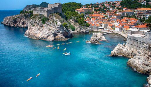 【旅行記③】アドリア海に輝く真珠の街・ドブロブニクを撮り歩く