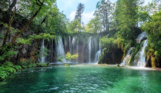 【旅行記②】青と緑に満ちた絶景!写真で巡るプリトヴィツェ湖群国立公園
