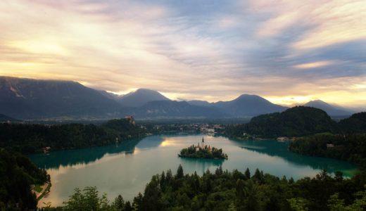 【旅行記①】圧倒的な自然美に大感動!カメラ片手に歩くスロベニア・ブレッド湖