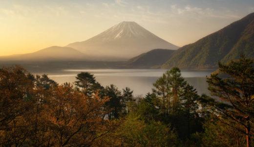 ついに念願のご対面!GWに人生初の富士山撮影に行ってきた話
